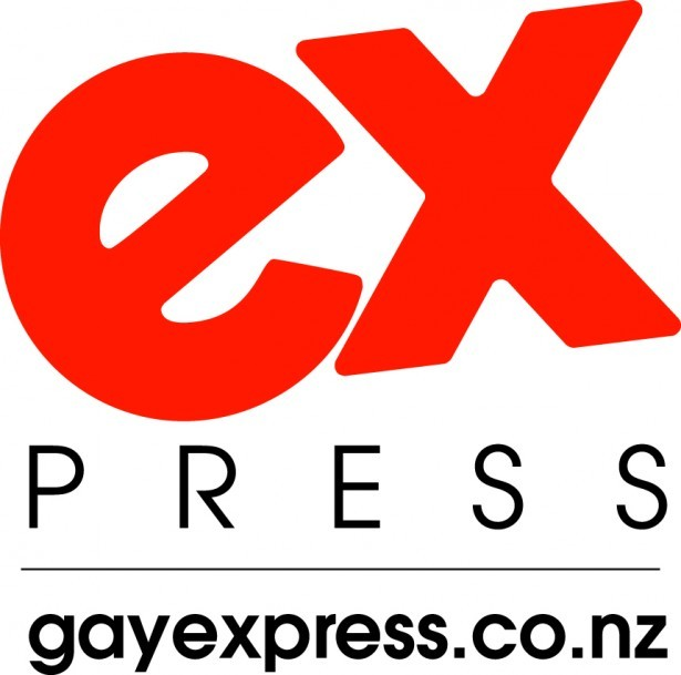 express logo red
