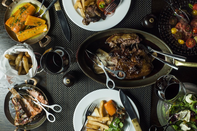 Foodie Bites: Where to Go on Christmas Day | express Magazine