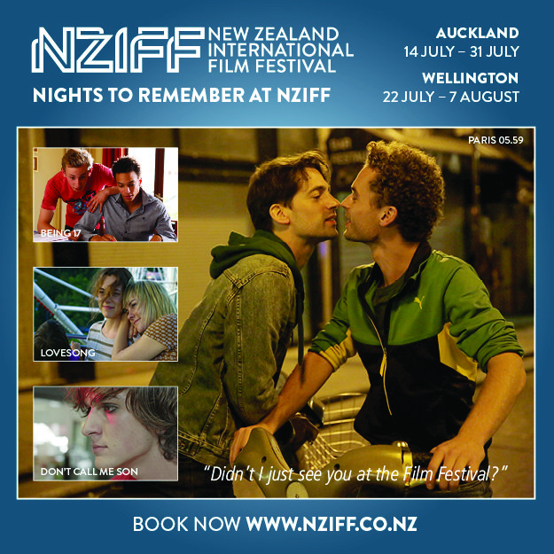 New Zealand International Film Festival NZIFF