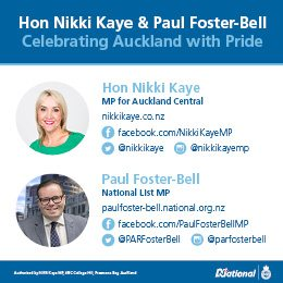 National Party Nikki Kaye MINI 1 March 2017