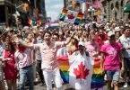 Toronto Pride march led by Justin Trudeau