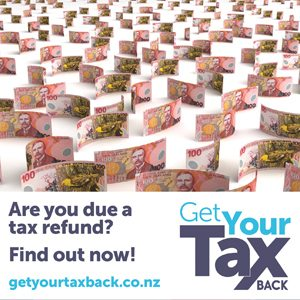 Get Your Tax Back Aeonz MAXI March 1