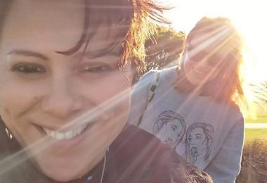 Anika-Moa and Natasha Utting Married