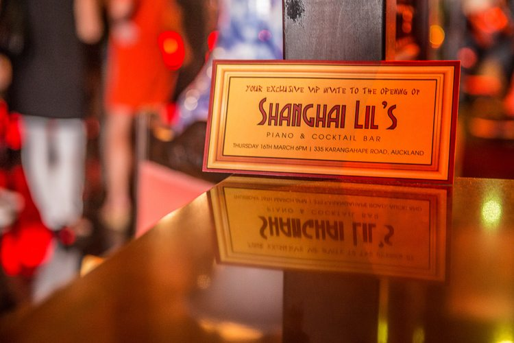 Shanghai Lil's Official Re-Opening