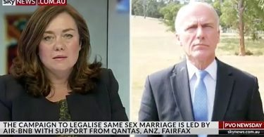 Australian MP Believes LGBT+ People Can 'Become' Straight