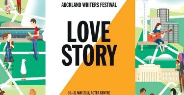 express Auckland Writers Festival Love Story