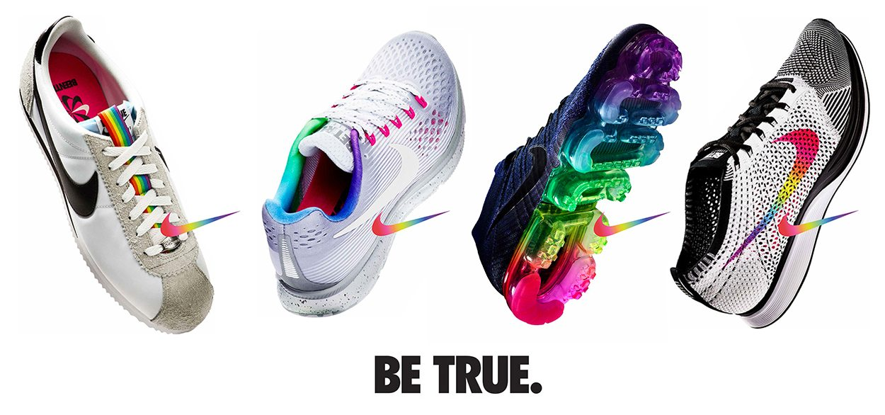 Pride Running Shoes