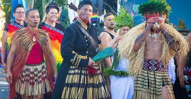 Oceania Pride Aotearoa Fundraiser Sacred Connections of Oceania Auckland Pride Parade
