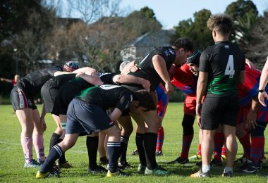 NZ Falcons Mt Roskill