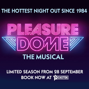 Pleasuredome MAXI 1 November 2017