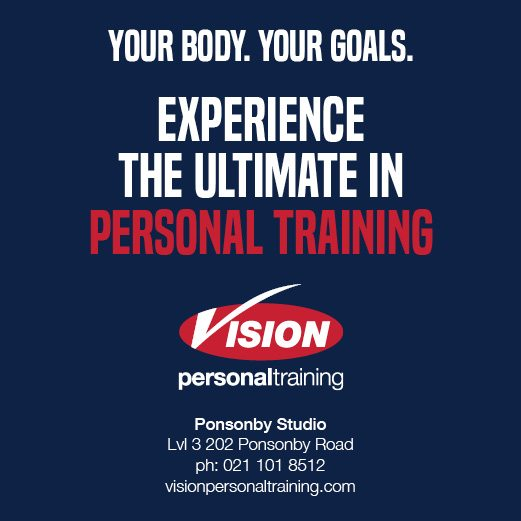 Vision Personal Training MINI 1 – 31 Jan 2018