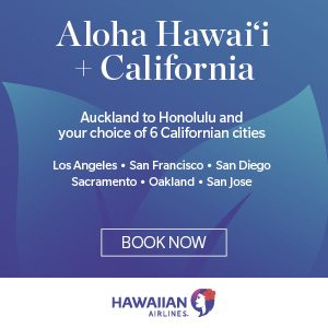 Hawaiian Airlines MAXI 1 June 2018