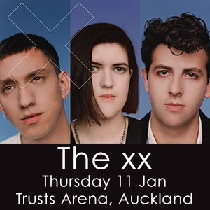 Solid Entertainment The xx Maxi 1 Jan 2018