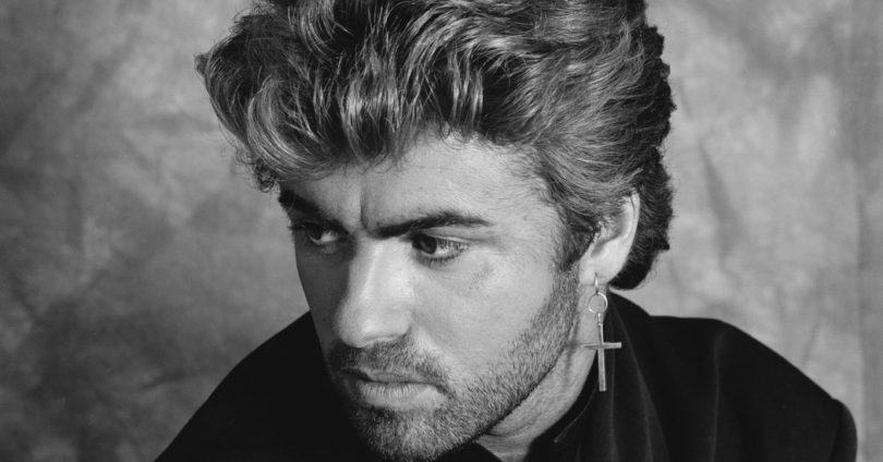 George Michael donates hiv charity express
