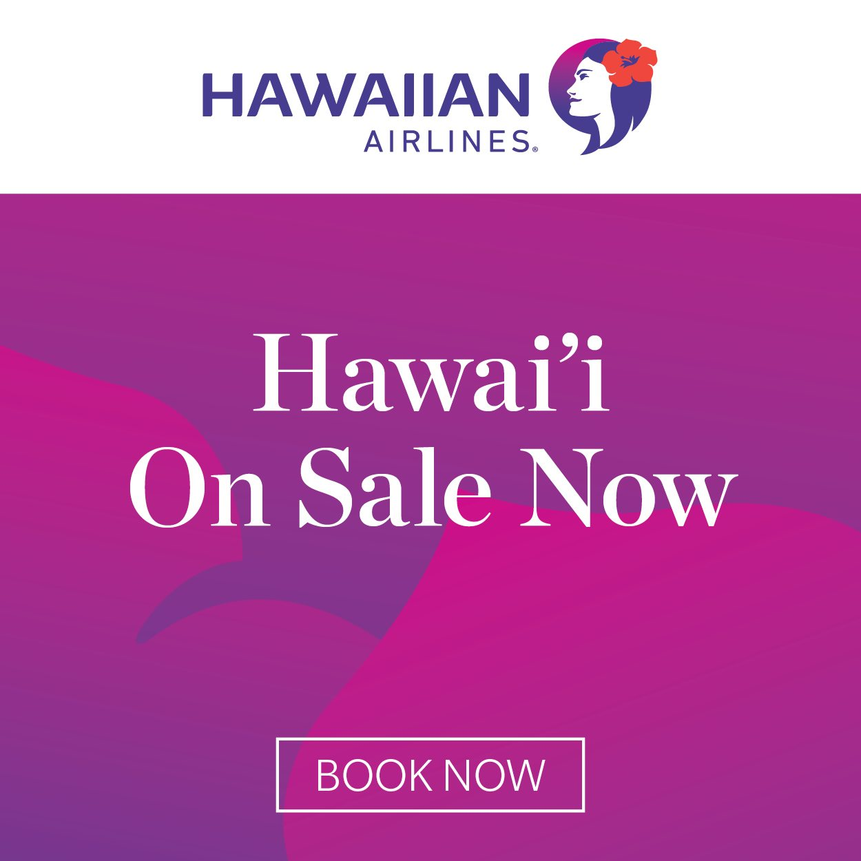 Hawaiian Maxi till 31 Jan 2018