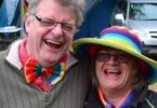 straight couple crowned queens vinegar hill express