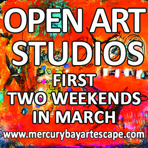 Mercury Bay Art Escape Maxi 2 Feb – 2 March 2018