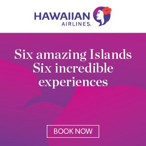 Hawaiian Six Islands 6 Mar – 3 Apr 2018