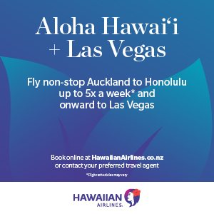 Hawaiian Airlines Hawai'i Las Vegas MAXI 3 – 30 May 2018
