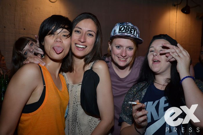 Girls Wild Party Lick